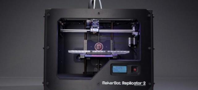 Top Desktop 3D Printers