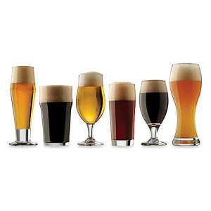 Dailyware Craft Brew Tasting Glasses