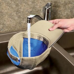 Insulated Evaporative Cooling Cap