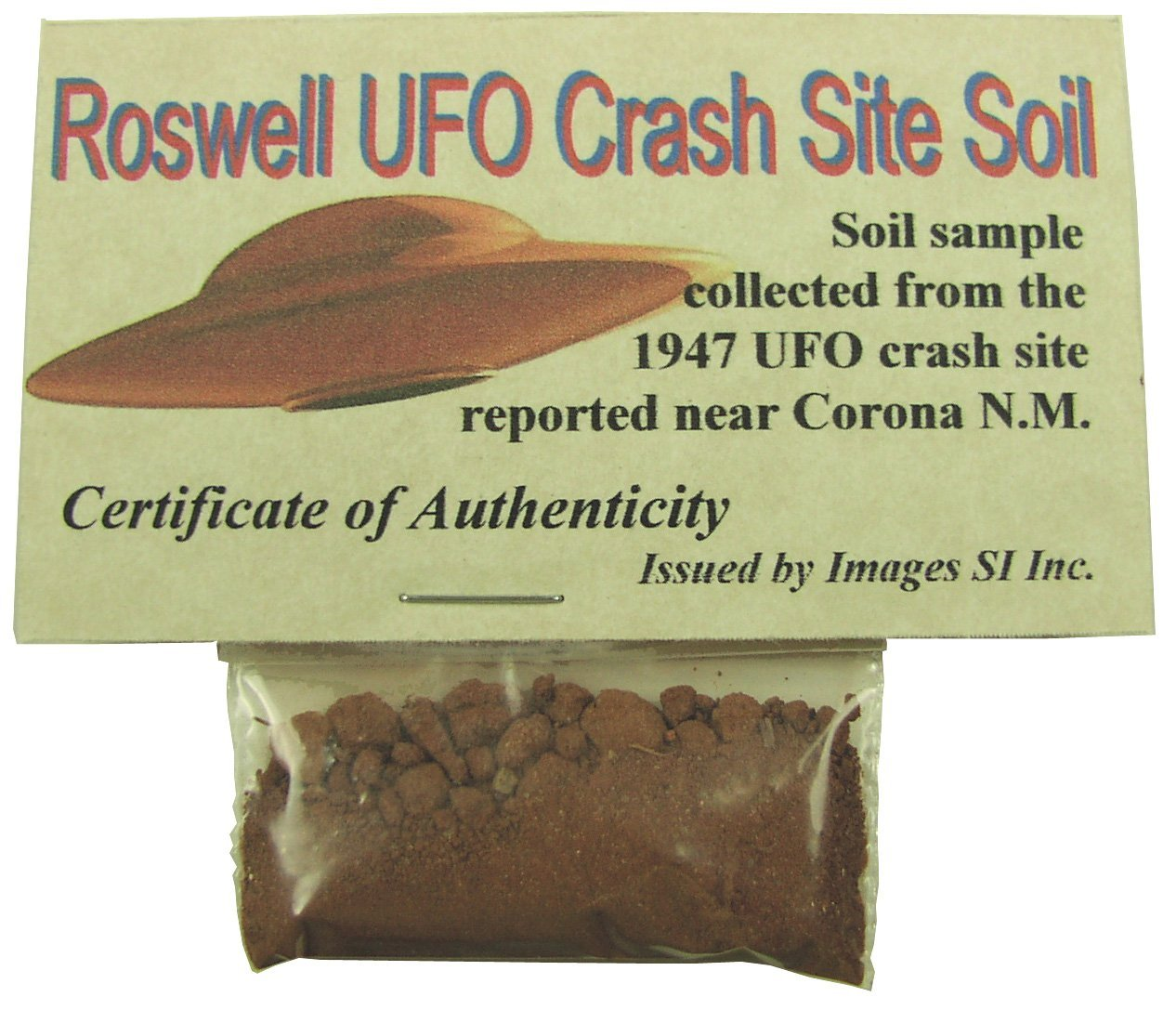 Rosswell soil sample