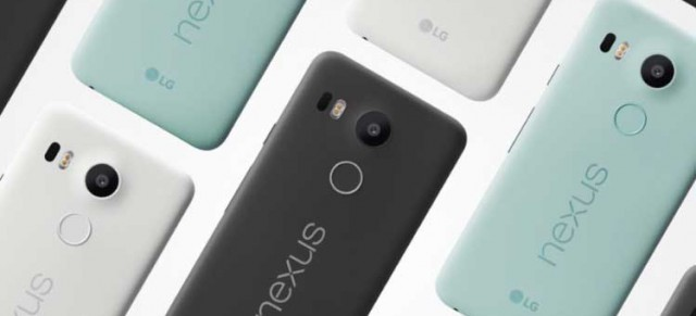Everything Important From the 2015 Google Nexus Event