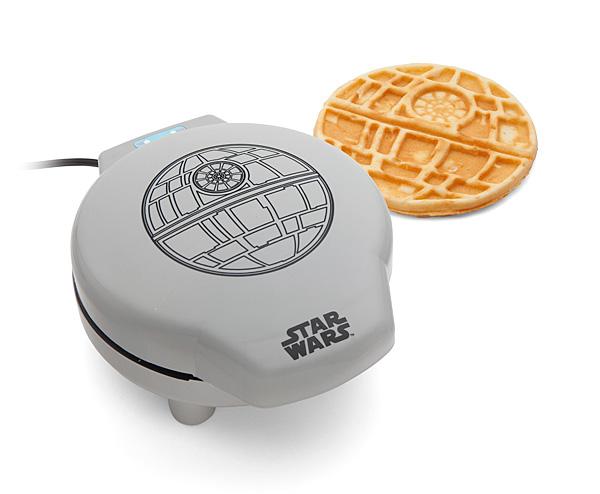 star wars waffle