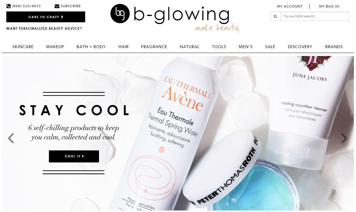 Online makeup stores