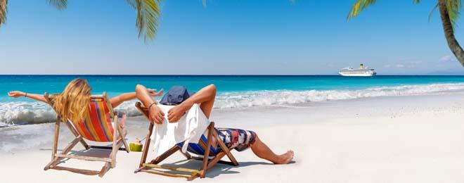 beach packing list