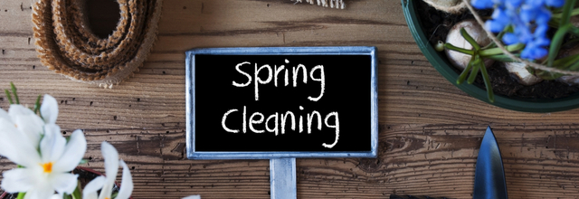 When is Spring Cleaning 2018