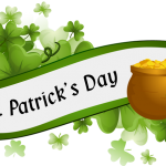 """""""GO GREEN"""" THIS ST. PATRICK'S DAY"""