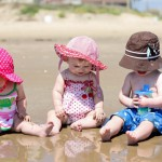 FIVE BEACH DAY ESSENTIALS FOR BABY