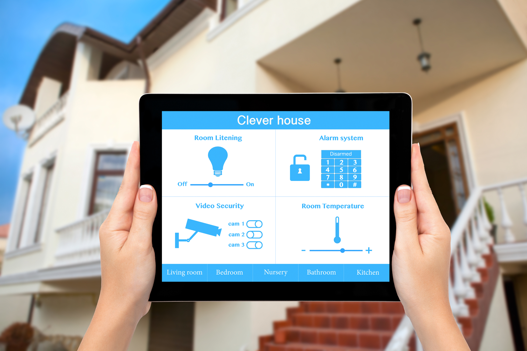 Tips 5 Products To Make Your Home Smart