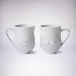 Mrs & Mr. Muse Mugs