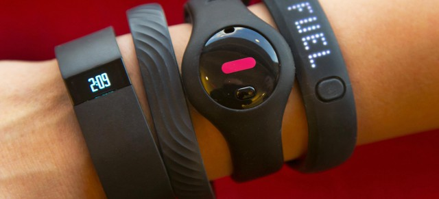 5 Fantastic Fitness Trackers