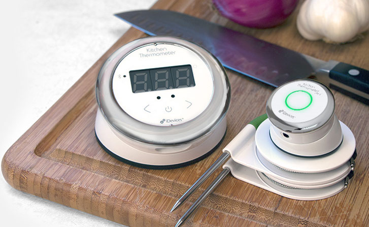 Idevice kitchen thermometer